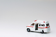 Of ambulance minicar Stock photo [1577784] Ambulance