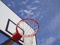 Goal post Stock photo [1577789] Basket