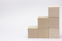 Building blocks stairs Stock photo [1578096] Building