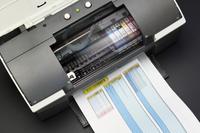 Printer image Stock photo [1578157] Ink-jet
