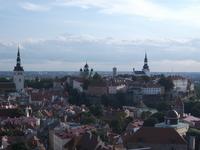 World heritage, panoramic view of Tallinn's Old Town Stock photo [1580209] Talin