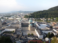 Salzburg skyline Stock photo [1580524] Austria