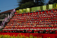 Katsuura Big Doll Festival Stock photo [1580706] Terraced
