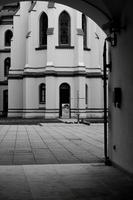 Croatia Zagreb streets Stock photo [1581612] Europe