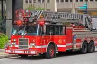 Chicago fire truck Stock photo [1582942] Car