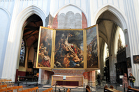 Picture of Notre Dame Cathedral Rubens Stock photo [1584744] Belgium