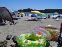 Summer of Yumigahama Stock photo [1674513] Summer