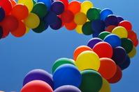 Colorful balloons Stock photo [1674839] Balloon