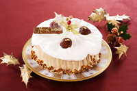 Christmas cake Stock photo [1675644] Christmas