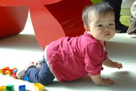 Baby crawling Stock photo [1678611] Baby