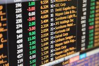 Stock prices Stock photo [1680721] Stock