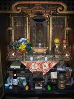 Buddhist altar Stock photo [1681322] Nara