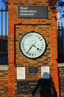 24-hour watch of Greenwich indicating the standard time Stock photo [1681829] United