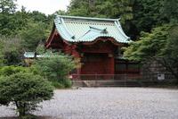 Kaneiji Tokugawa Tsunayoshi mausoleum Chokugaku Gate Stock photo [1682804] Tokyo