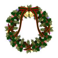 Christmas wreath [1682946] Christmas