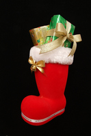 Santa Claus boots Stock photo [1685160] Christmas