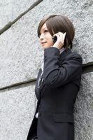 A businesswoman Stock photo [1685407] Person