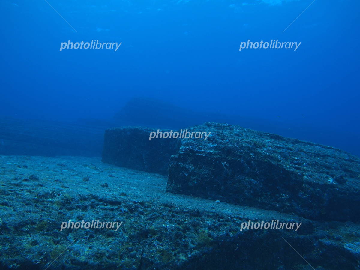 Submarine ruins Photo