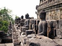 World Heritage Indonesia Borobudur Temple Compounds Stock photo [1752402] World
