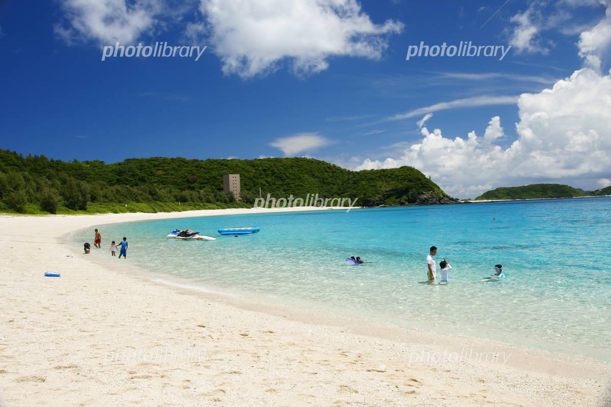 Summer beach Photo