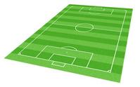 Soccer ground [1848500] Soccer