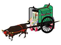 Bullock cart [1850641] Bullock