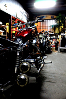 Garage bike Stock photo [1852949] Garage