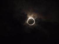 Annular solar eclipse Stock photo [1963021] Solar