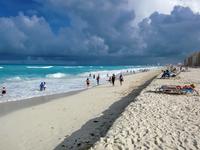 I spend in Cancun beach Stock photo [1964320] Cancun