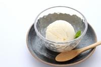 Japanese-style ice cream vanilla Stock photo [1965147] Ice