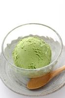Japanese-style ice cream Matcha Stock photo [1965149] Ice