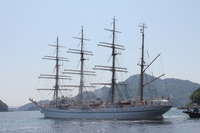 Sailing ship Nippon Maru Stock photo [1971137] Sailing