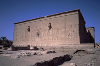 Dendera, Hathor temple Stock photo [1974722] Denderah