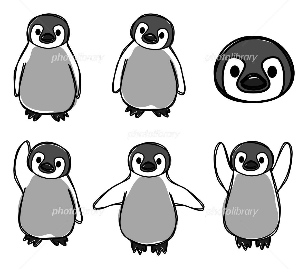 ペンギン イラスト素材 2074953 フォトライブラリー Photolibrary