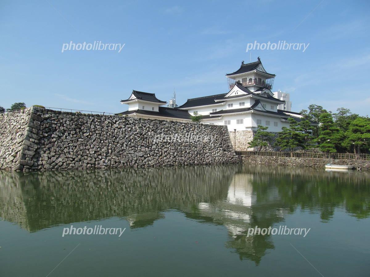 Toyama Castle Photo