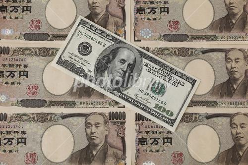 日本 100 円 ドル