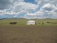Life of Mongolian nomads Stock photo [2067394] Mongolia