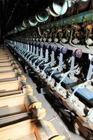 Tomioka Silk Mill reeling field instrument Stock photo [2067847] Tomioka
