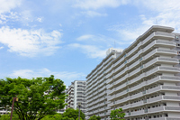 Apartment Stock photo [2077524] Row