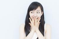 girl surprised Stock photo [2078986] Female