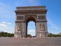 Arc de Triomphe Stock photo [2080326] Europe