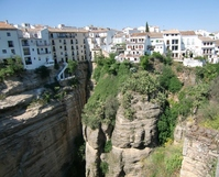 Ronda of New Town Stock photo [2081015] Spain
