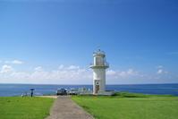Versus Shimanose lighthouse Stock photo [2168058] Ukushima