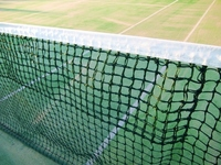 Tennis Net Stock photo [2171710] Tennis