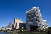 Osaka International Convention Center Stock photo [2172390] Grand