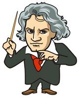 Beethoven baton [2177945] Beethoven