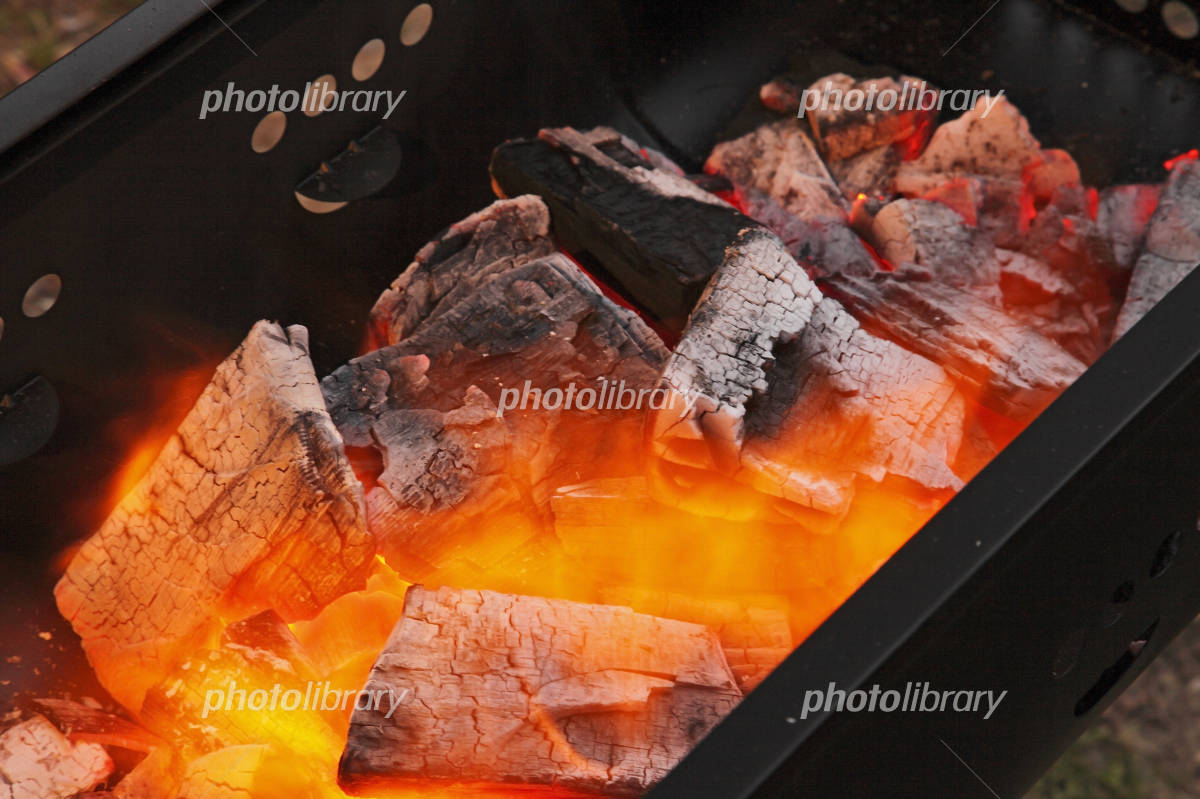 Char-grilled Photo