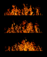 Collection of flame Stock photo [2298296] Inflammatory