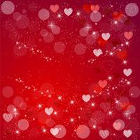 Valentine Heart Background [2298897] Valentine