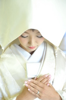 Kimono bride of Stock photo [2299006] Marriage